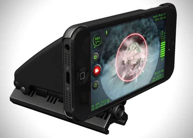 Inteliscope iPhone Tactical Rifle Adapter 3