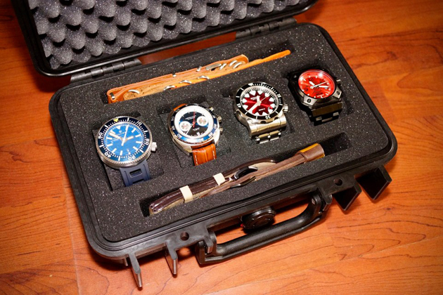 Martinator Watch Collector Cases 2