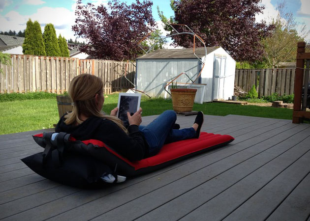 Windcatcher Inflatable Air Pad 4