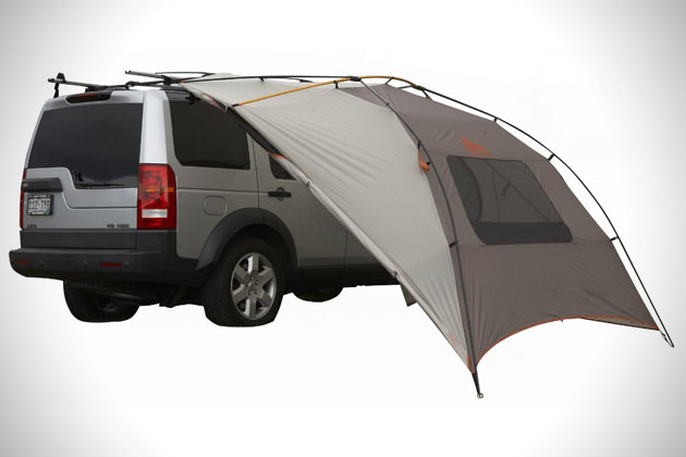 Carport Deluxe Basecamp Shelter by Kelty 2