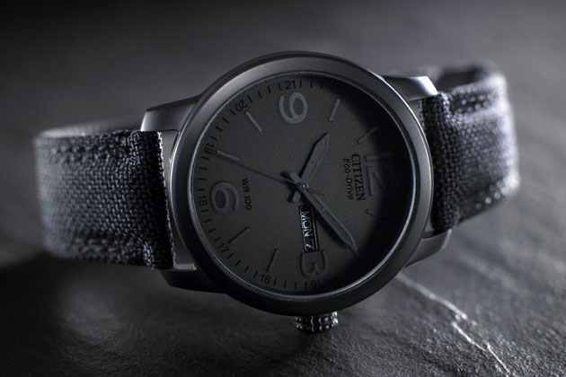 Citizen Eco Drive Stealth Watch