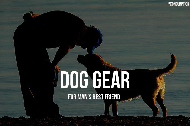 official photos 49e0e f35d7 Dog Gear: 15 Awesome Accessories for Man's Best Friend ...