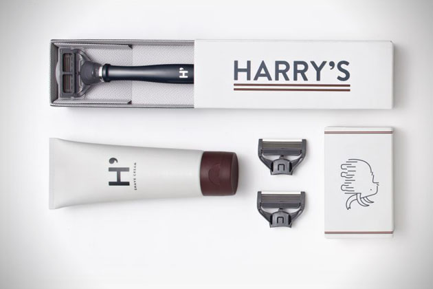 Harry's Shave Stuff