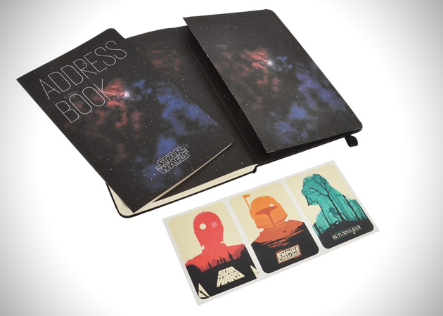 Limited Edition 2014 Star Wars Moleskine Planner 4