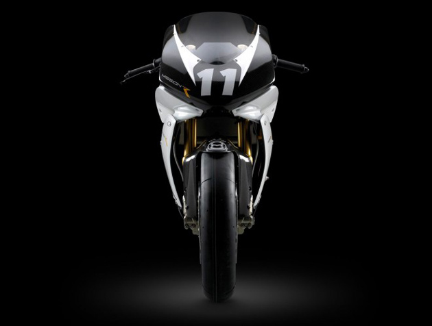 Mission RS Motorcycle 2
