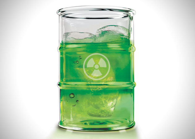 Polluted Drinking Glass 3