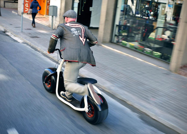 Scrooser Electric Scooter Hiconsumption