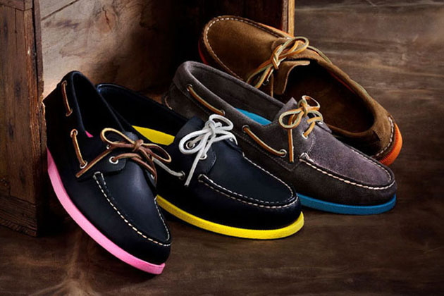 Sperry Top-Sider  Classic Boat Shoes for Barneys