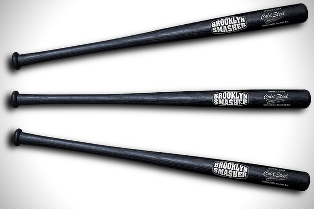 Cold Steel Brooklyn Smasher Unbreakable Baseball Bat