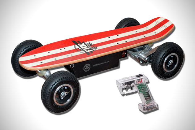 Fiik Remote Controlled Electric Skateboards  HiConsumption