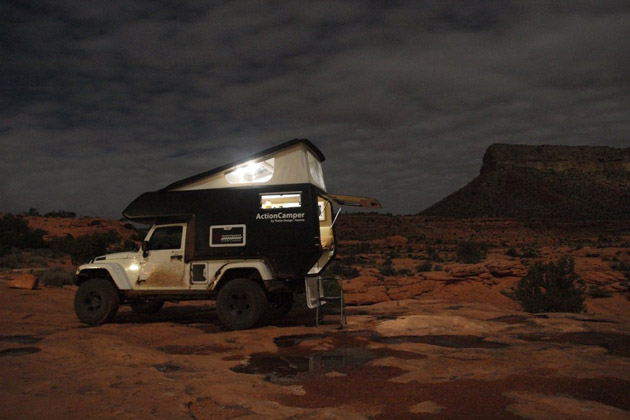 Jeep Action Camper 2
