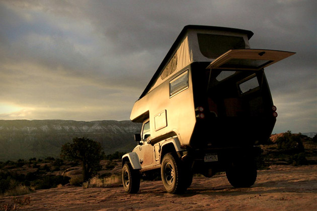 Jeep Action Camper 3