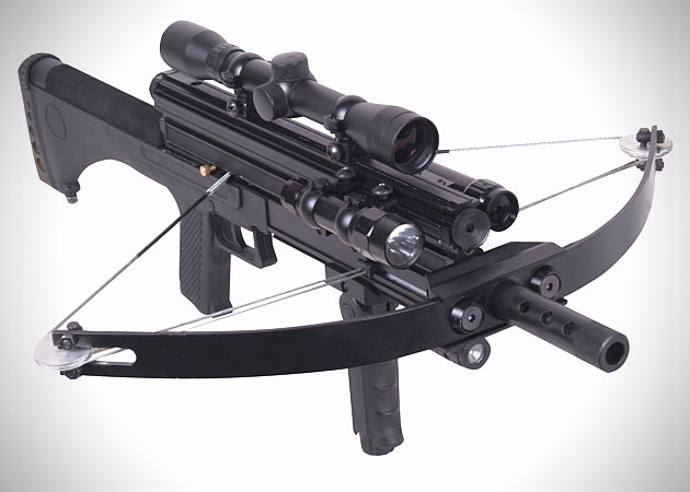 M4 Tactical Crossbow
