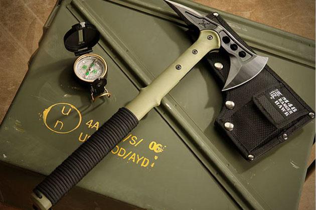 M48 Kommando Ranger Hawk Axe Spike