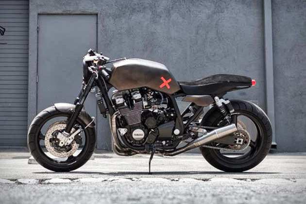 Yamaha XJR1300 Project X by Deus 1