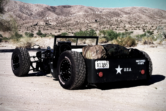 1945 willys jeep rat rod hiconsumption. Black Bedroom Furniture Sets. Home Design Ideas