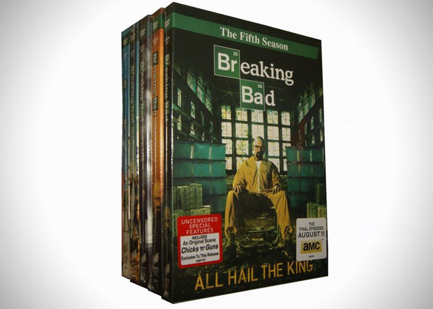 Breaking Bad The Complete Series DVD Collection