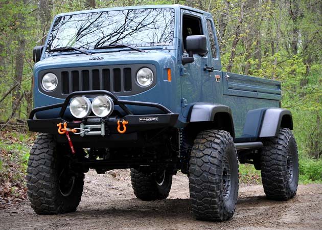 Jeep Mighty FC Concept 2