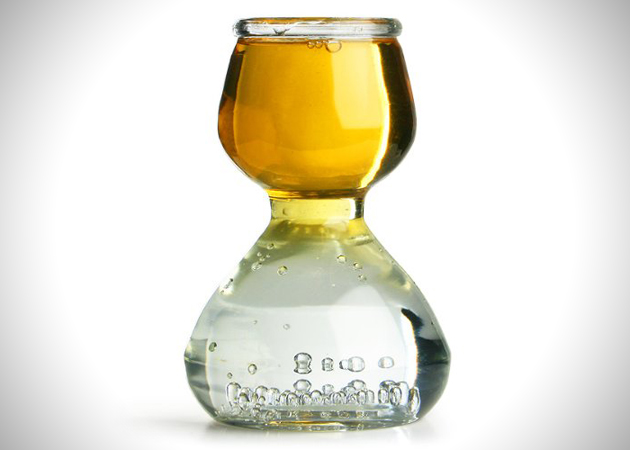 Quaffer Chaser Shot Glass