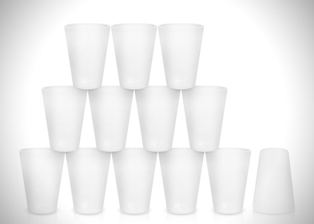 SiliPint Unbreakable Shot Glasses