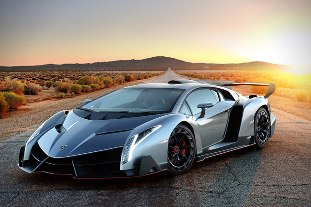 4 7 Million Lamborghini Veneno World S Most Expensive Car