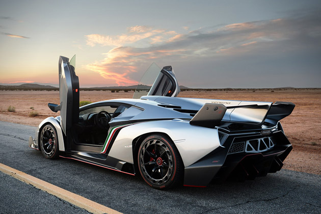 4 7 Million Lamborghini Veneno World S Most Expensive