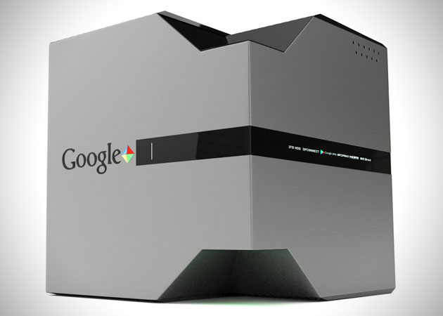 Google Nexus Orbit Video Game Console Concept | HiConsumption