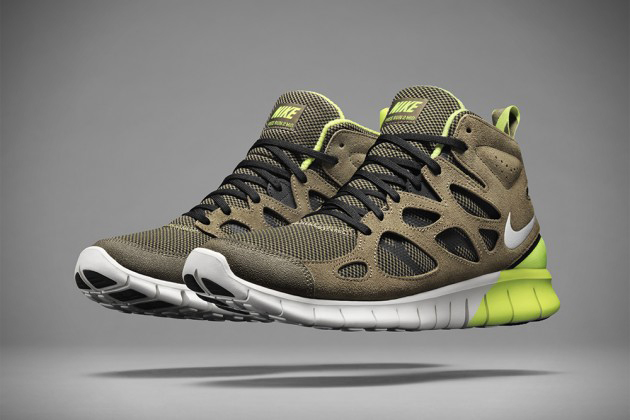 Nike SneakerBoot Fall Winter 2013 Collection 3