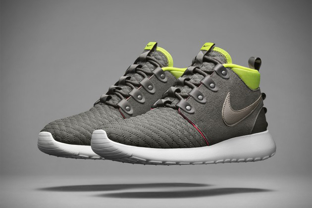 Nike SneakerBoot Fall Winter 2013 Collection 4