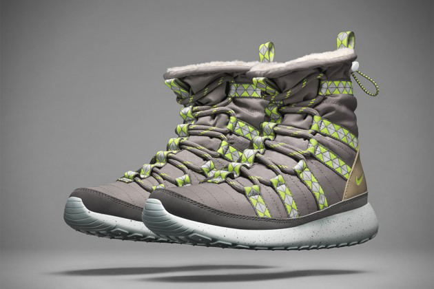 Nike SneakerBoot Fall Winter 2013 Collection 5