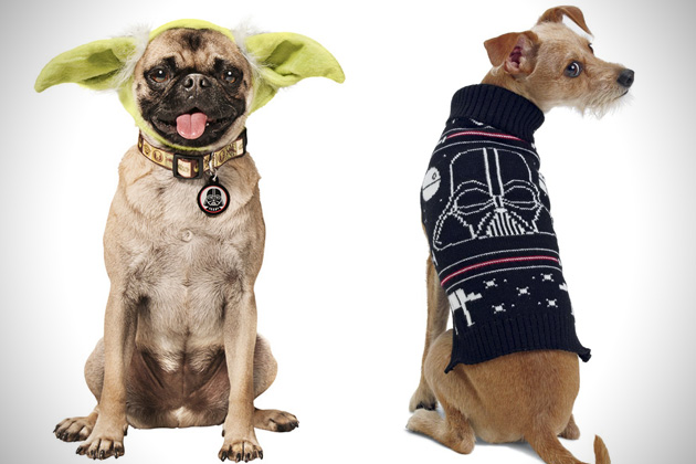 Petco x Star Wars Pet Collection