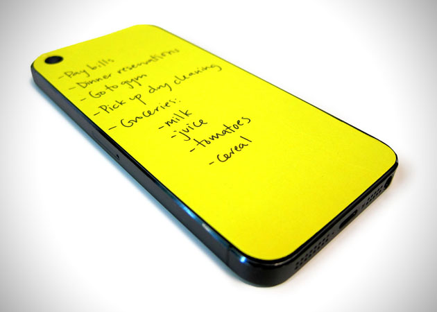 iPhone Paperback Sticky Notes 1