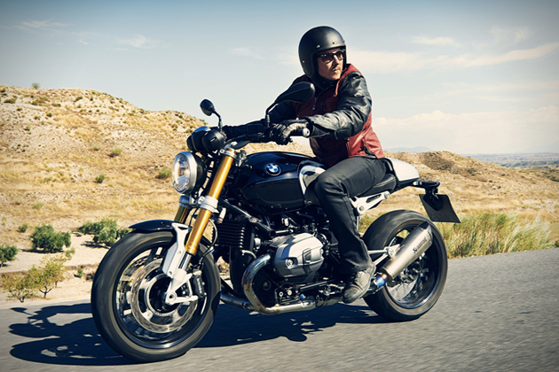 2014 BMW R nineT Motorcycle 2