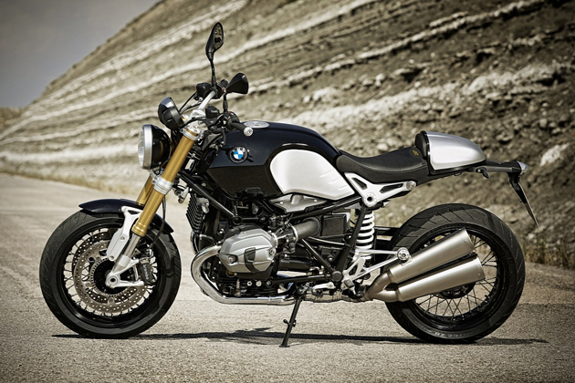 2014 BMW R nineT Motorcycle 3