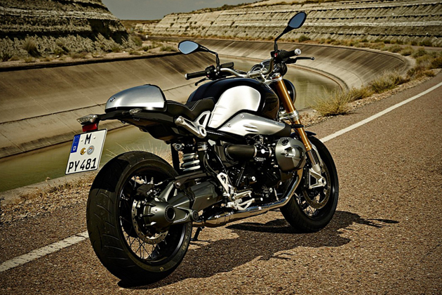 2014 BMW R nineT Motorcycle 4