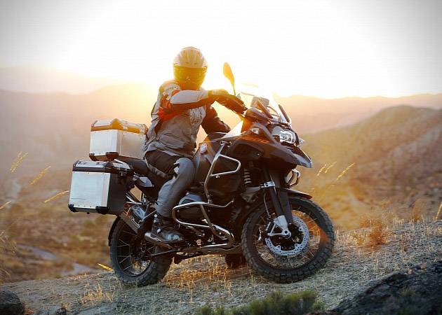 2014 BMW R1200GS Adventure Motorcycle 2
