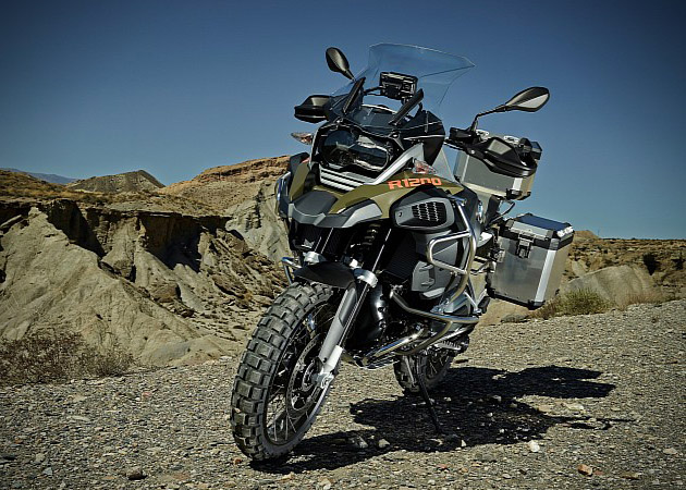 2014 BMW R1200GS Adventure Motorcycle 3