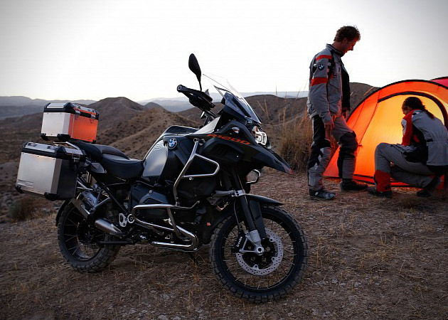2014 BMW R1200GS Adventure Motorcycle 6