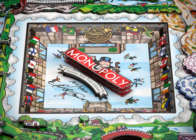 3D Monopoly New York Edition 2