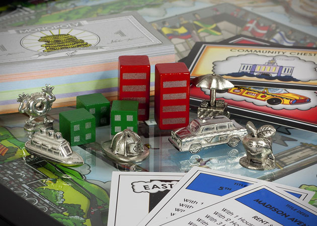 3D Monopoly New York Edition 4
