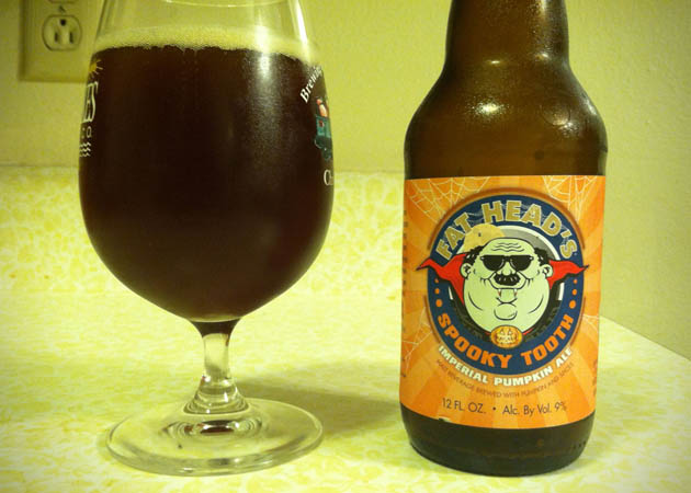 Fat Heads Spooky Tooth Imperial Pumpkin