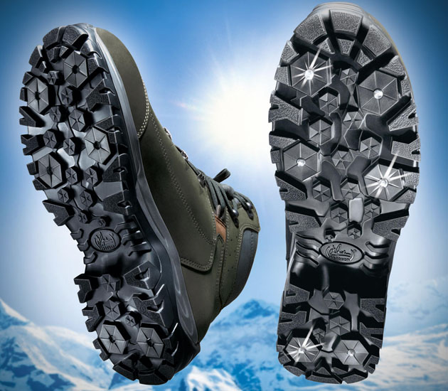 Meindl Spike Boots: Winter Boots with