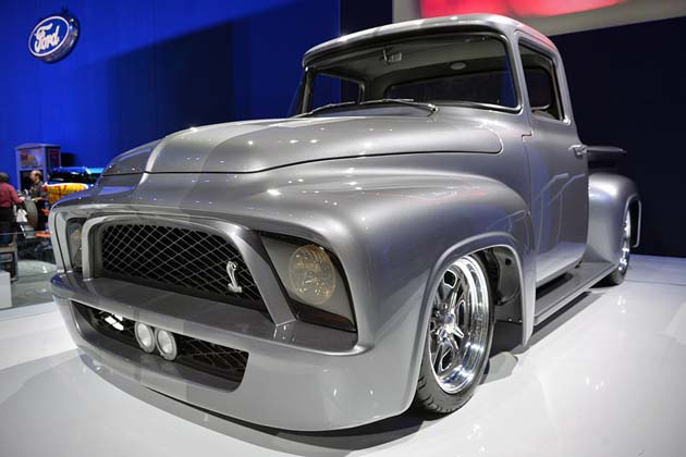 1956 Ford F-100 Snakebit 2