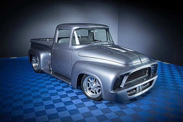 1956 Ford F-100 Snakebit 6