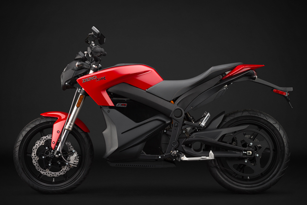 2017 Zero Sr Electric Motorcycle