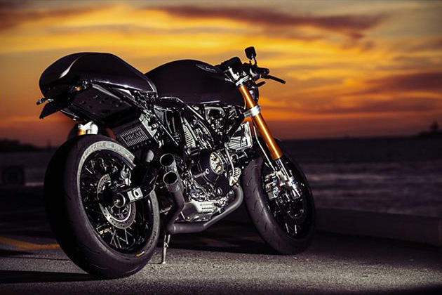 Ducati SportClassic by Corse Motorcycles 6