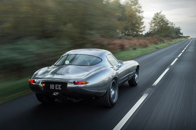 Eagle E-Type Low Drag GT 10