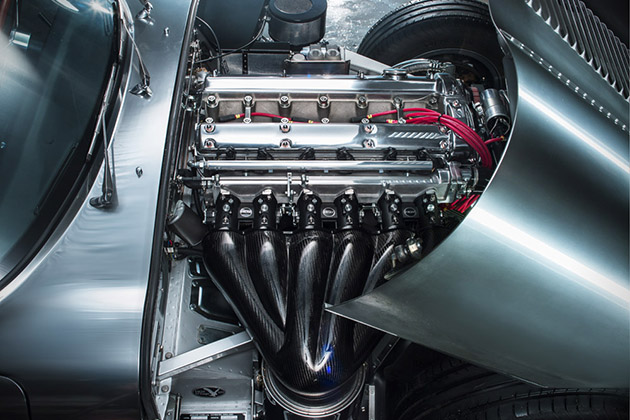 Eagle E-Type Low Drag GT 11
