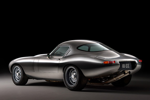 Eagle E-Type Low Drag GT 9