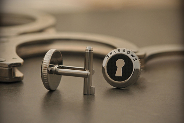 Sparrows Uncuff Links